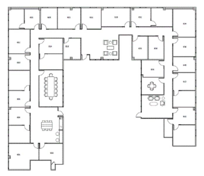 Suite 625.WS / 8,447 SF/ Negotiable