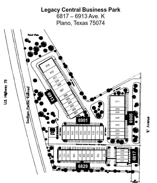 Legacy Central Business Park