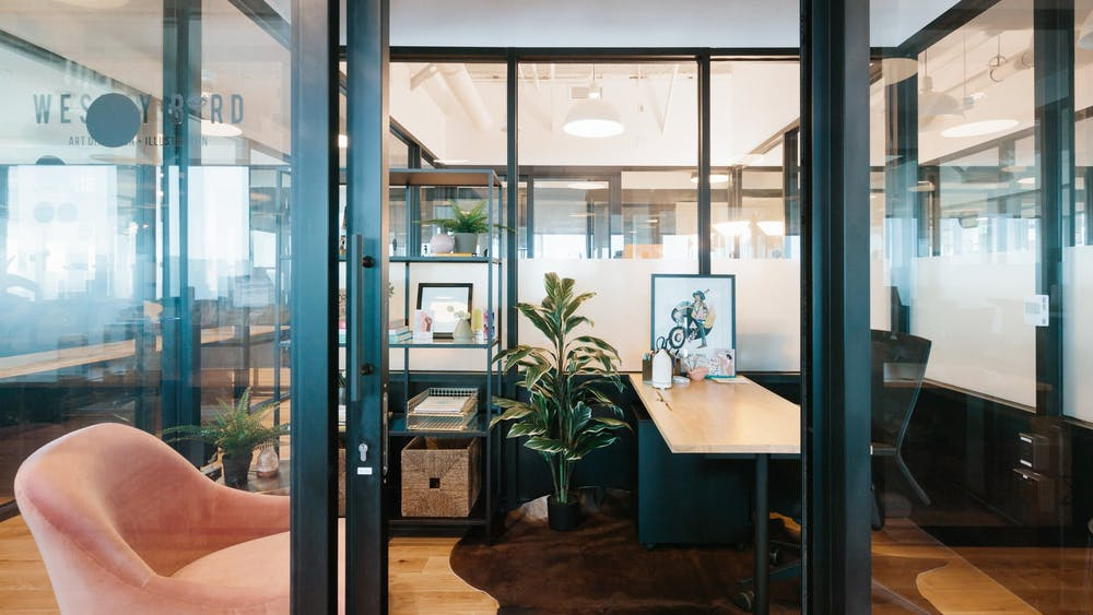 CoWorking & Office Space at 3200 Park Center Dr