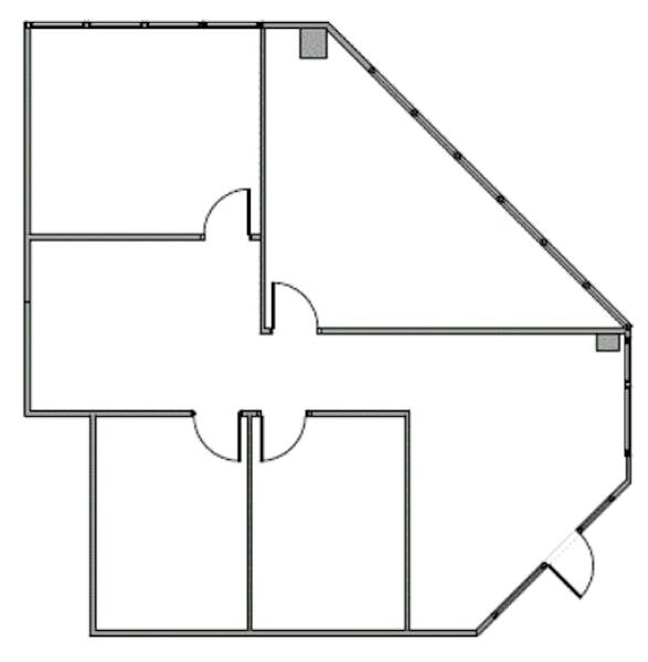 Suite 100 / 3,640 SF/ $5,460 + Electricity