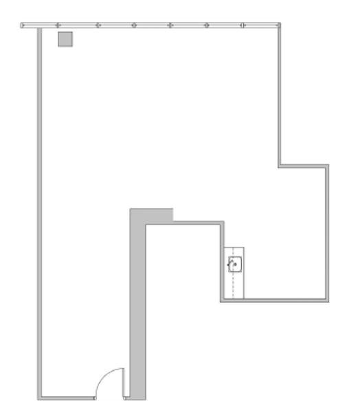 Suite 303 / 1,004 SF/ $1,506 + Electricity