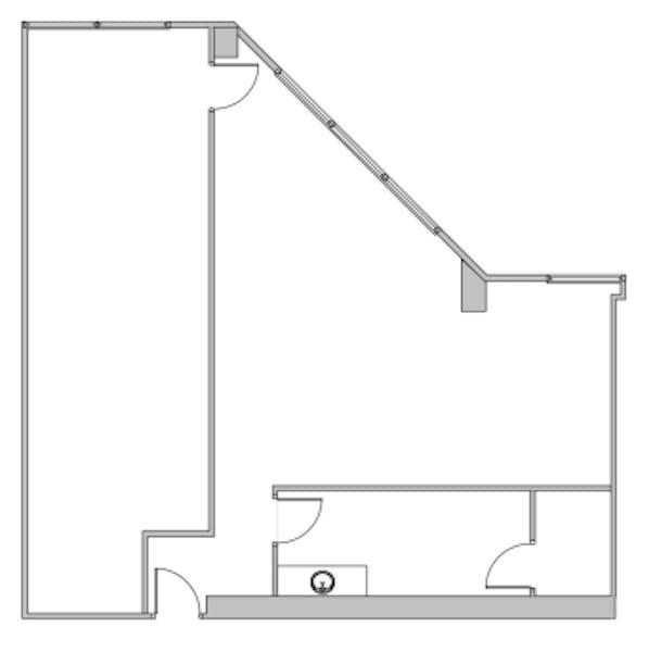 Suite 620 / 1,508 SF/ $2,262 + Electricity