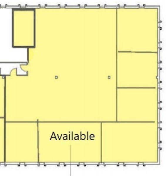 Suite 300 / 4,986 SF/ $5,402