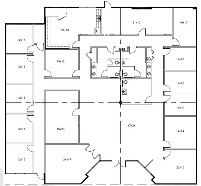 Suite 102 / 6,490 SF/ Negotiable