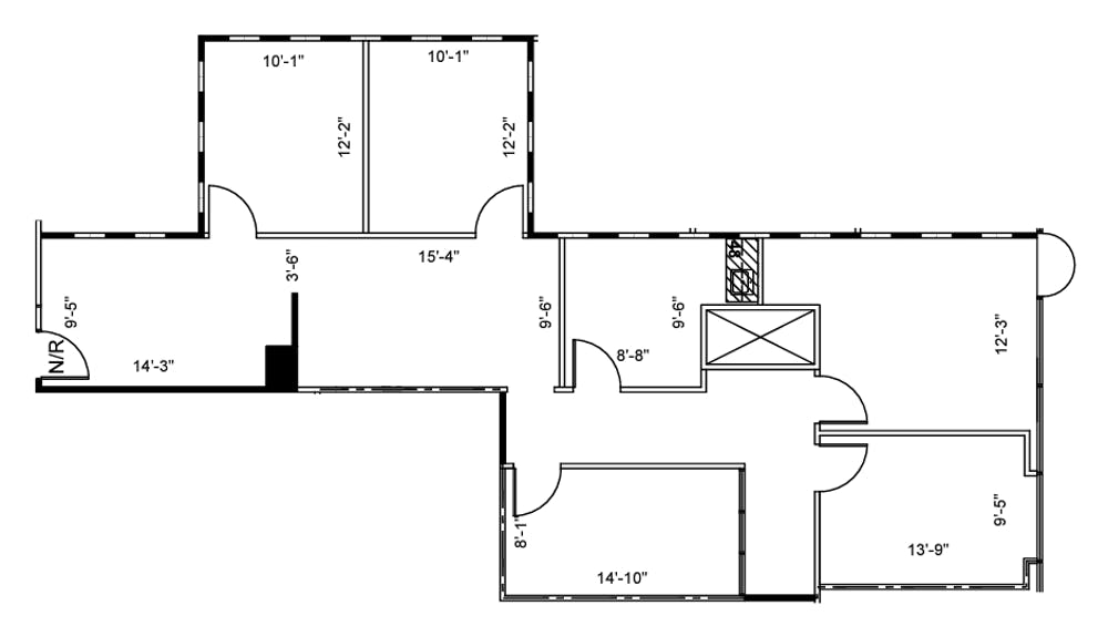 Suite 202 / 1,599 SF/ $2,199