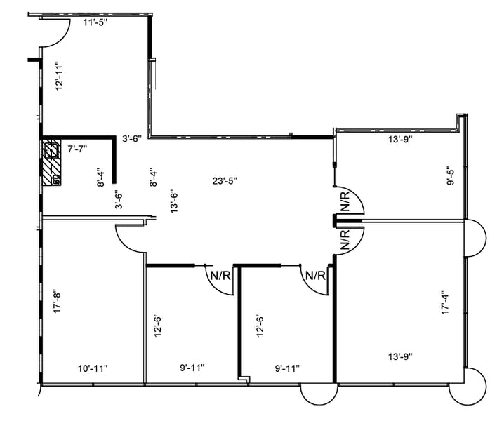 Suite 203 / 1,685 SF/ $2,317