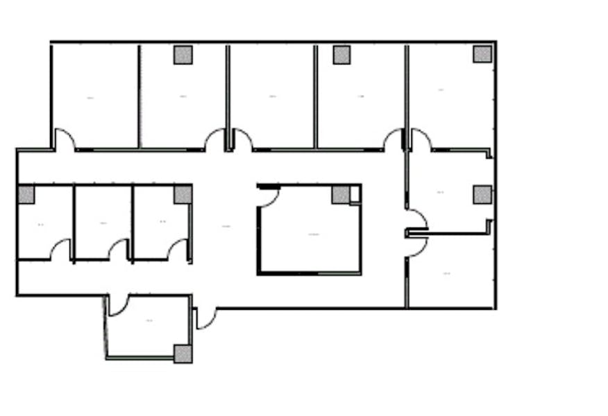 Suite 554.01 / 3,572 SF/ Negotiable