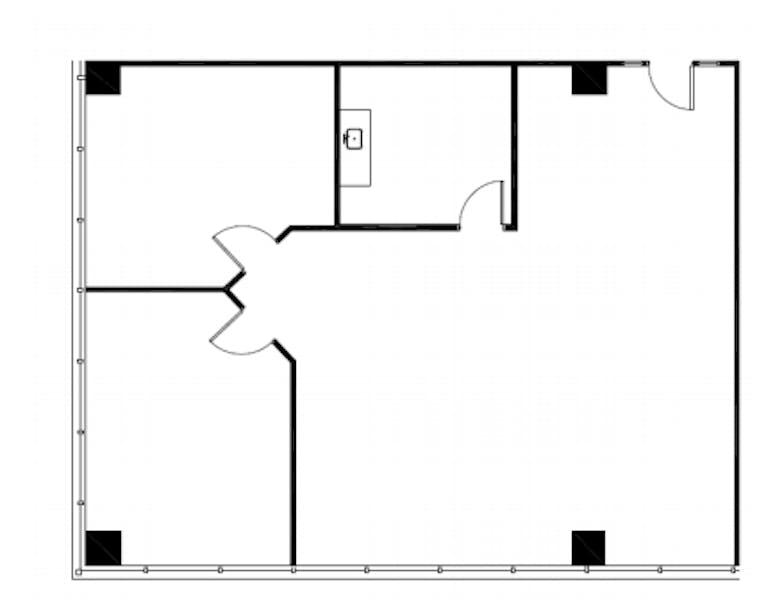 Suite 310 / 1,763 SF/ $3,453 + Electricity