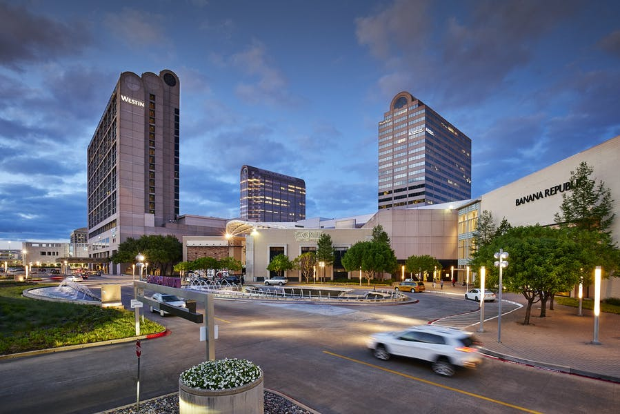 CoWorking @ Dallas Galleria Tower 1