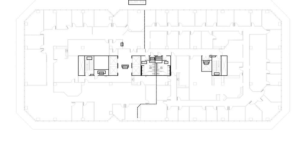 Suite 560 / 13,250 SF/ $18,219 + Electricity