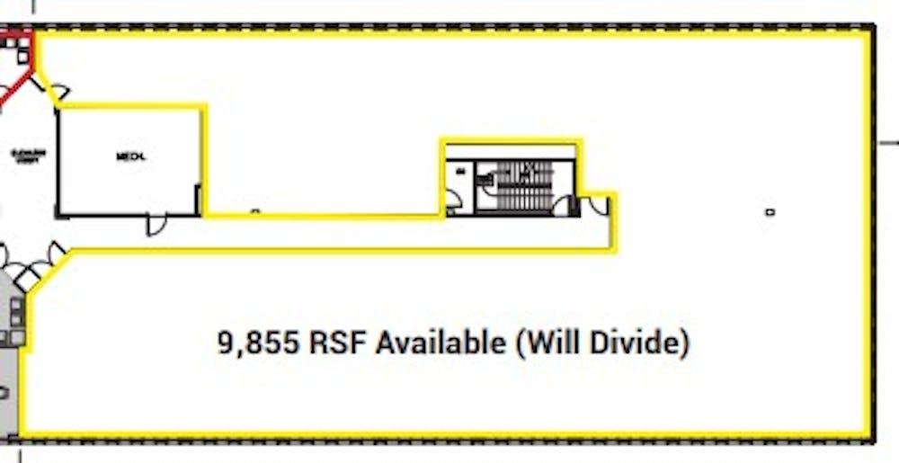 Suite F3 / 9,855 SF/ $23,570