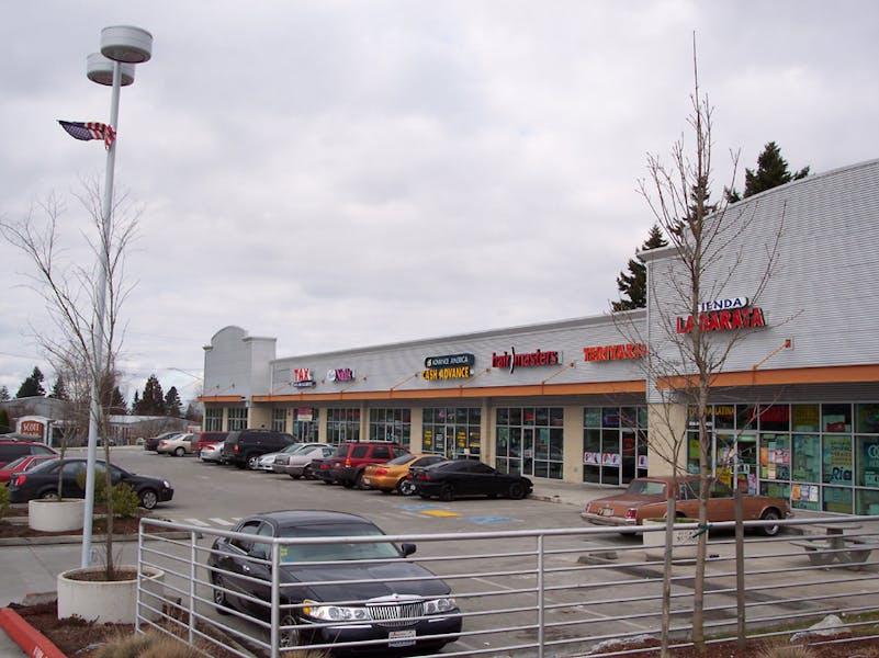 Seatac Retail Center
