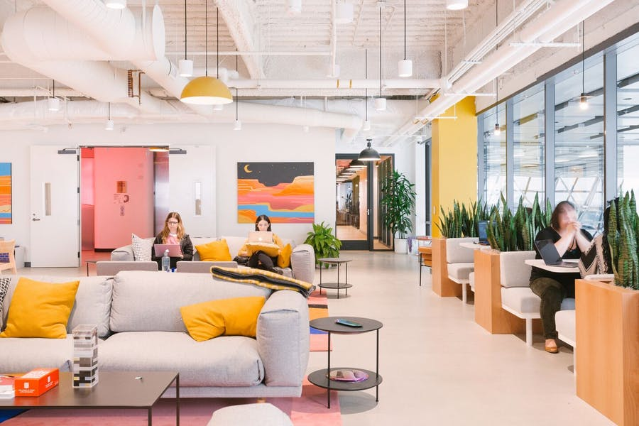 CoWorking & Office Space at 10000 Washington Blvd