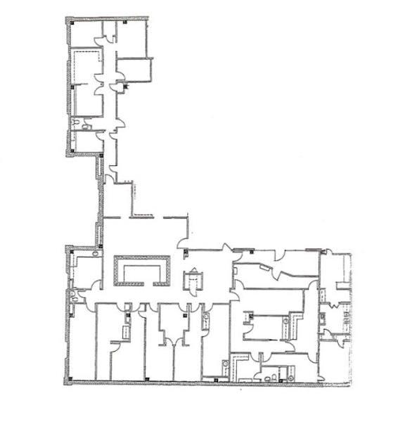 Suite 217 2nd Gen / 4,682 SF/ $6,438