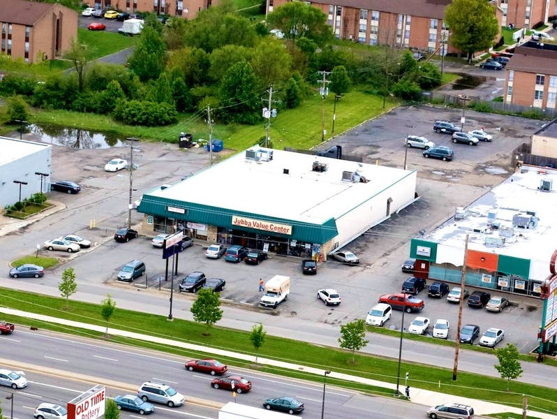 The Morse Road Retail Center