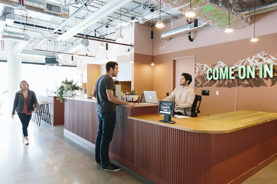 CoWorking & Office Space at 1601 Vine St