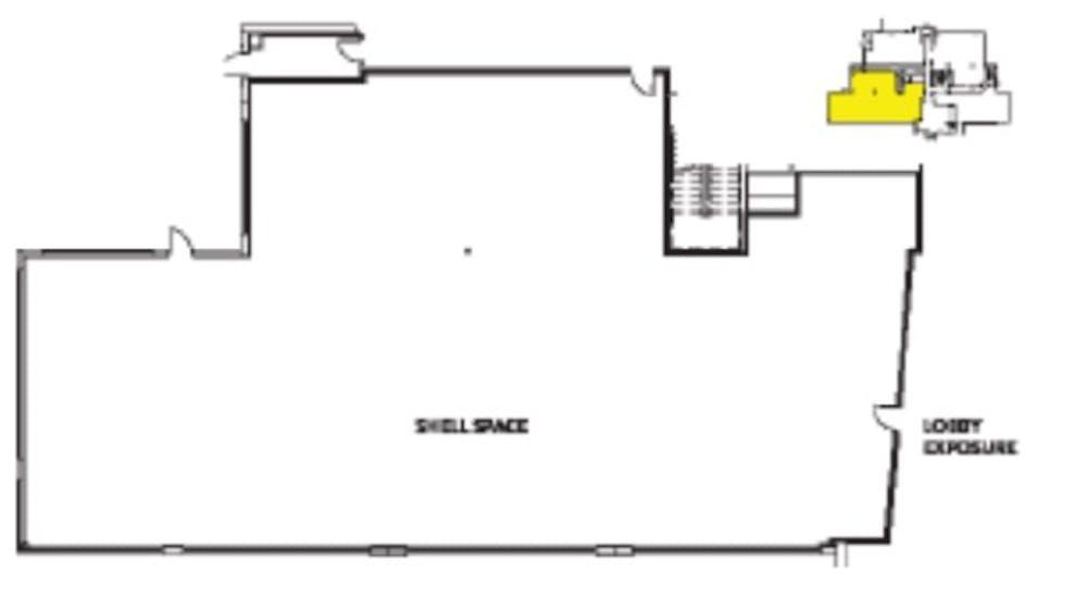 Suite 150 / 7,207 SF/ $16,816 + Electricity