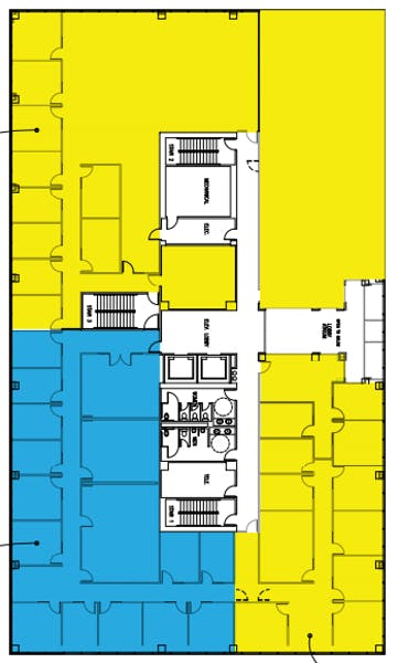 Suite 200, 240 & 260 / 17,485 SF/ $29,142