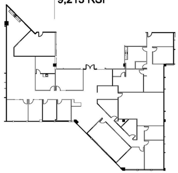 Suite #120-E / 9,213 SF/ Negotiable