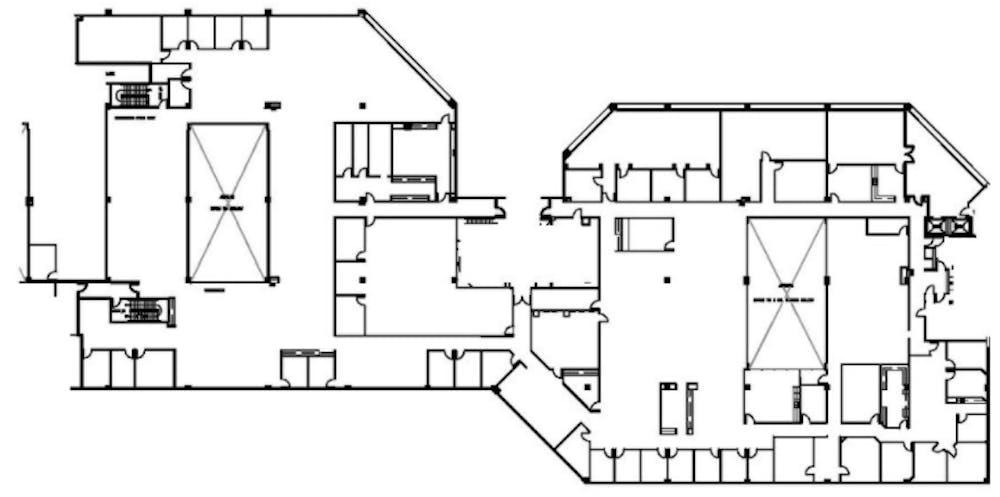 Suite 450-E / 44,617 SF/ Negotiable