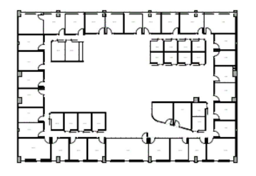 Suite 800.WS / 9,702 SF/ $21,061 + Expenses