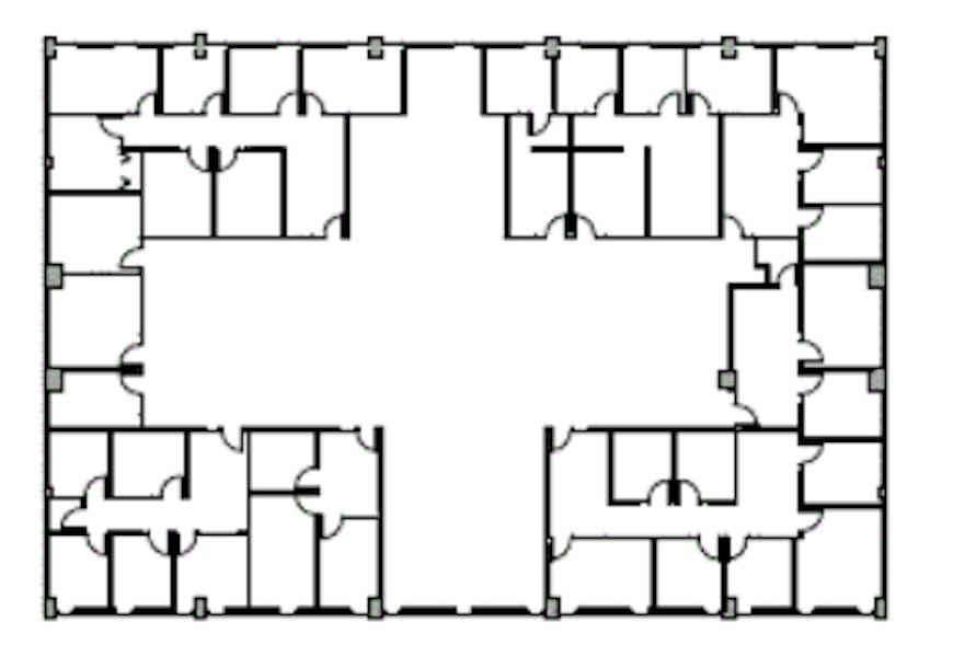 Suite 900.WS / 9,903 SF/ Negotiable