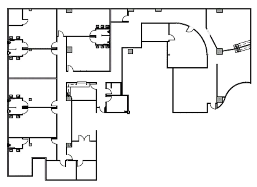 Suite B150 / 8,935 SF/ $15,636