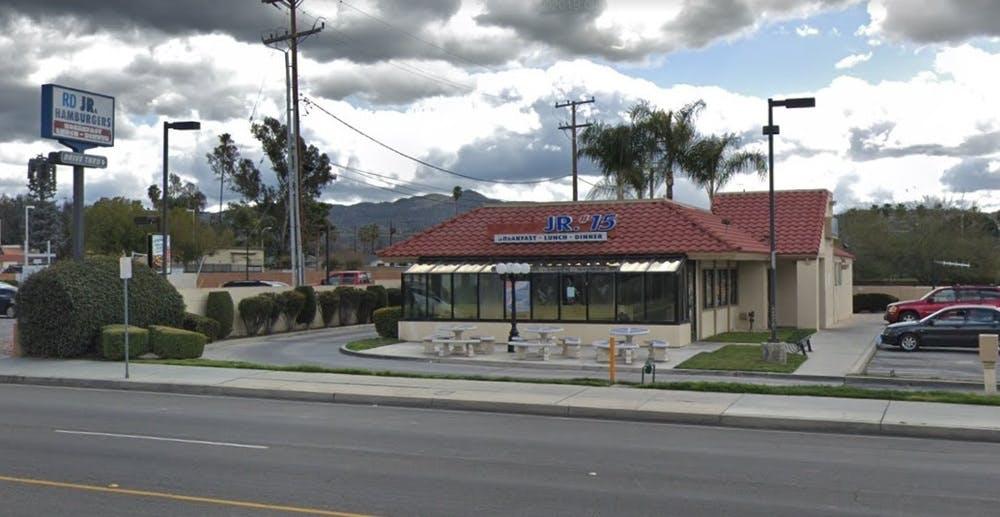 Former Gus Jr Restaurant