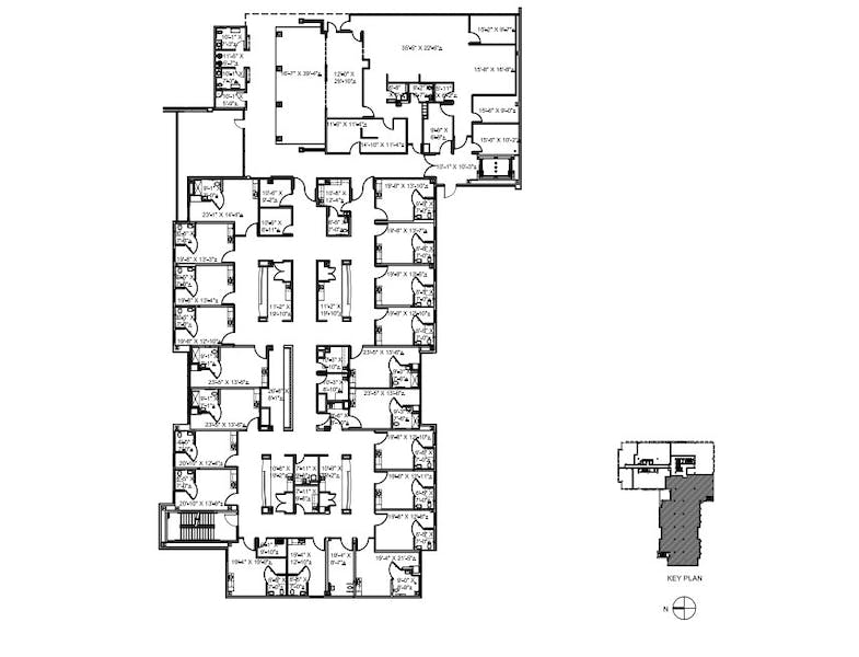 Suite 250 / 18,964 SF/ Negotiable