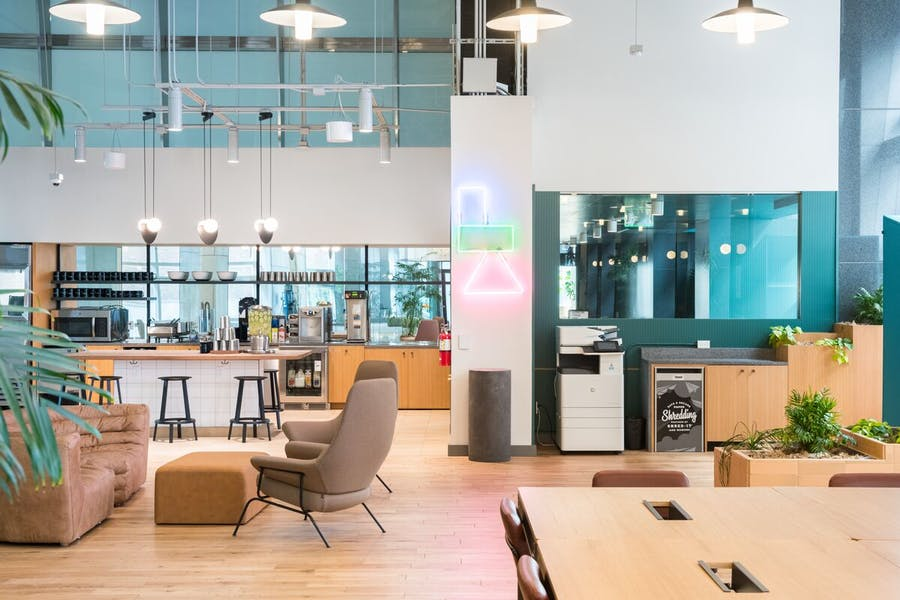 CoWorking & Office Space at Gas Company Tower