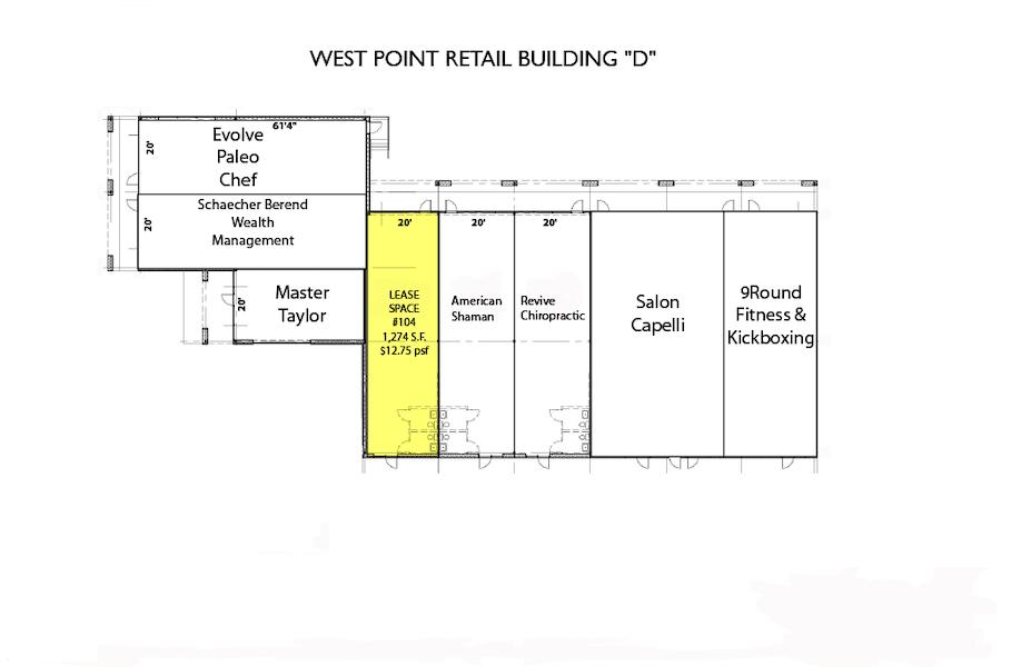 West Point Retail