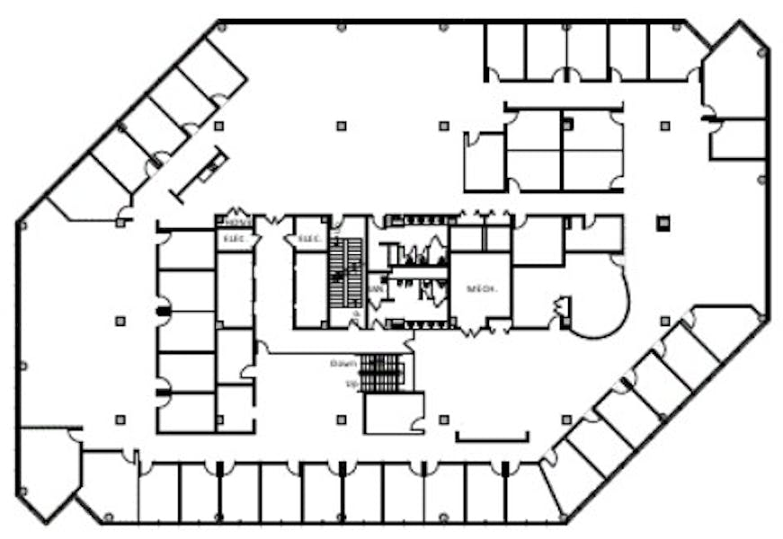 Suite 1000.01 / 34,673 SF/ Negotiable