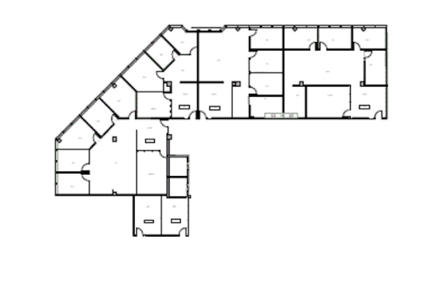 Suite 200.01 / 8,986 SF/ Negotiable