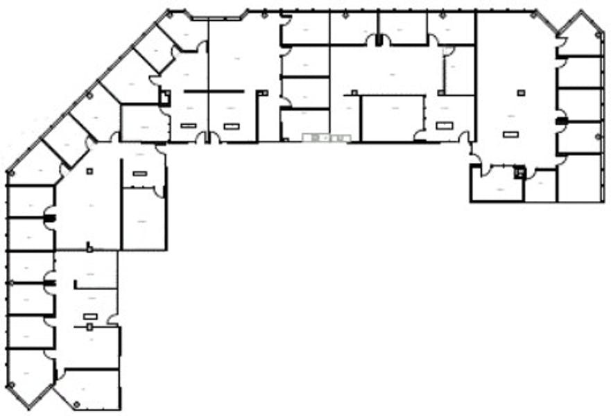 Suite 240.01 / 13,866 SF/ Negotiable