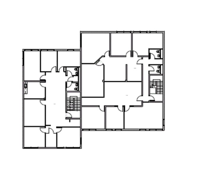 Suite 203.01 / 5,047 SF/ Negotiable