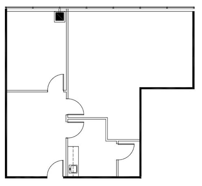 Suite 520 / 1,103 SF/ $2,206