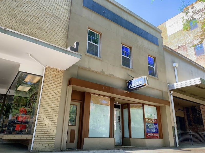 3,500 SF For Lease in Downtown Augusta, GA | 926 Broad St.