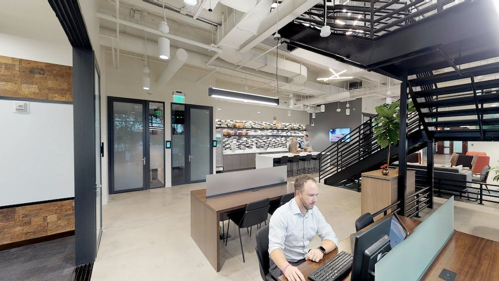 Offices & Coworking at 100 N Point Center East