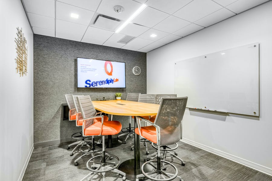 Suite Dedicated Desk / 40 SF/ $299