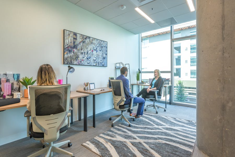 Suite Team Room / 131 SF/ Negotiable