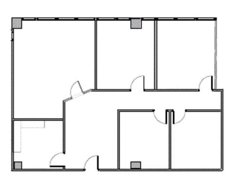 Suite A330 / 1,434 SF/ Negotiable