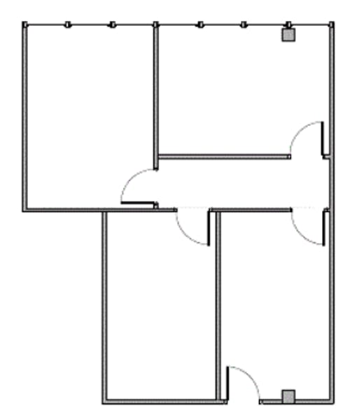 Suite 235 / 995 SF/ $1,244 + Expenses