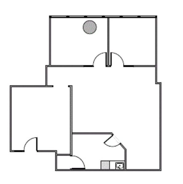 Suite 400 / 1,642 SF/ Negotiable
