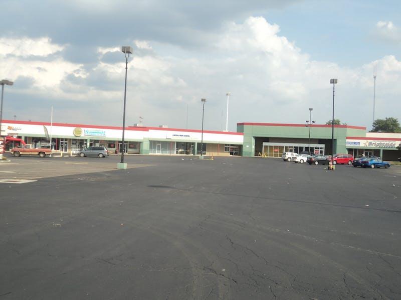Harrisburg Point Shopping Center