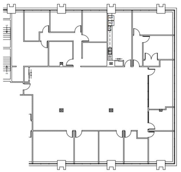 Suite 300 / 12,000 SF/ $16,000 + Expenses
