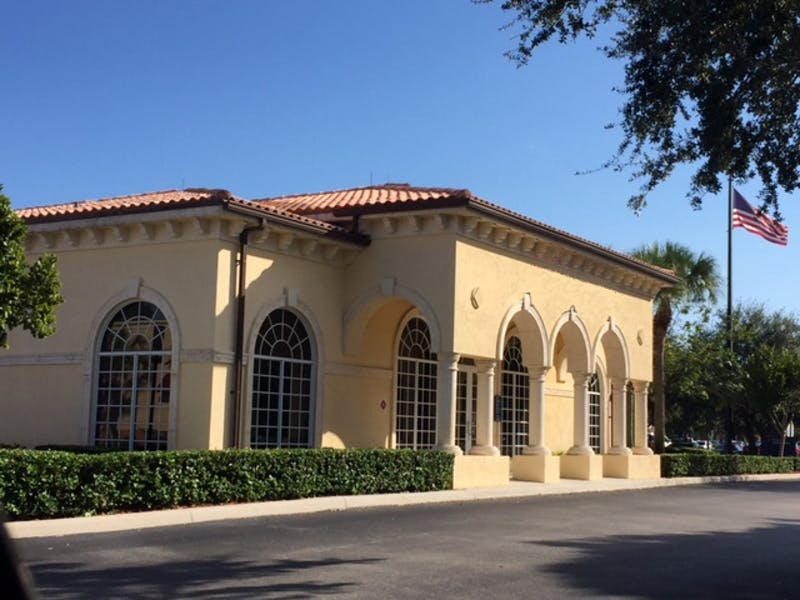 Former Bank Facility - Freestanding Building
