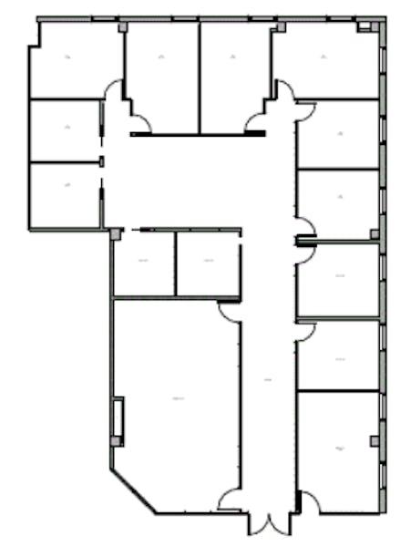 Suite 125.WS  / 3,161 SF/ Negotiable