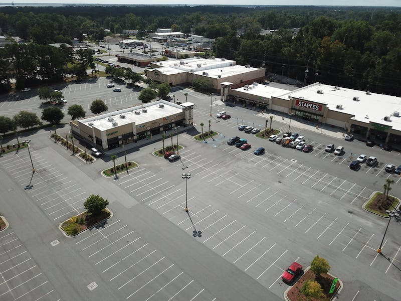 Premium Retail Space in Target and Staples Anchored Shopping Center