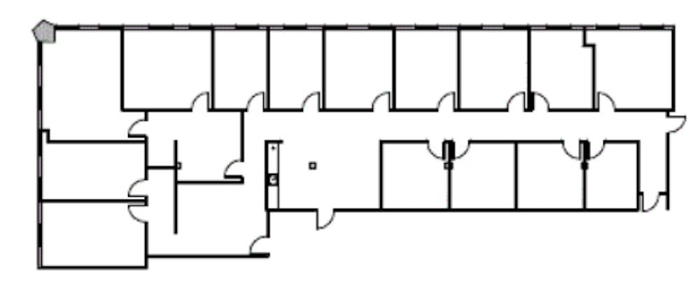 Suite 290N.WS  / 5,444 SF/ Negotiable