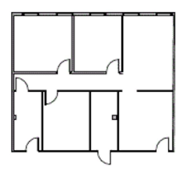 Suite 354N  / 1,315 SF/ Negotiable